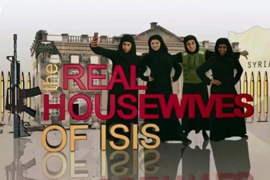 "BBC naśmiewa się z ISIS w skeczu pt. ""Real Housewives of ISIS"""