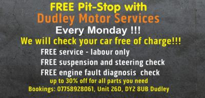 Dudley Motor Services - POLSKI MECHANIK