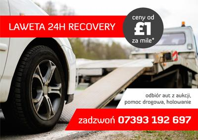 24 na 7 Recovery