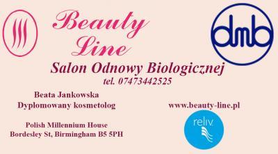 BEAUTY LINE Salon Odnowy Biologicznej