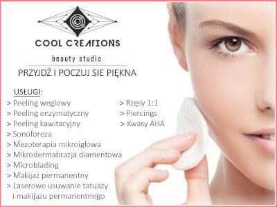 Salon Kosmetyczny Cool Creations Beauty Birmingham