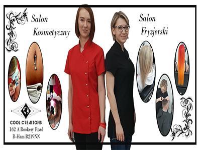 Polski Salon Fryzjerski oraz Kosmetyczny