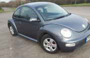 Volkswagen new beetle 2004 1.4 16v benzyna