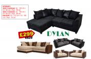 Nowe kolekcje sof i narożników, tanio!