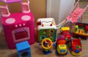 Rozne zabawki