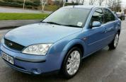 Ford Mondeo Ghia X Full 2.0D Zadbany Tanio