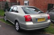 TOYOTA AVENSIS T3
