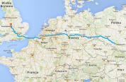 Przejazd Birmingham-Polska Katowice[17.09]