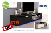 Nowo��! Szafka RTV w super cenie!Tylko £99
