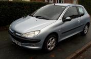Peugeot 206 2002 1.1