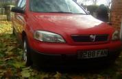 Vauxhall Astra 2.0 1998 Diesel