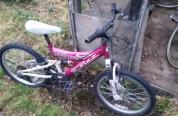 3 rowery za 10 funtów 20 cali i dwie 12
