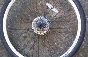 """kolo rowerowe carrera 26"""" mtb z tarcza"""