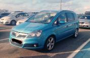 Vauxhall Zafira 1.8 SRi