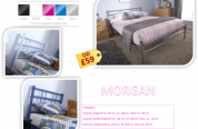 Stylowe łóżka w przystępnych cenach!