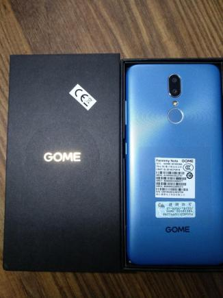 Nowy Smartphone Gome C7 Note Plus Note