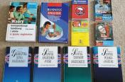 Słowniki, rozmówki
