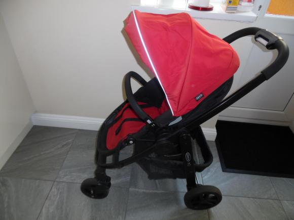 Sprzedam wózek Graco Evo