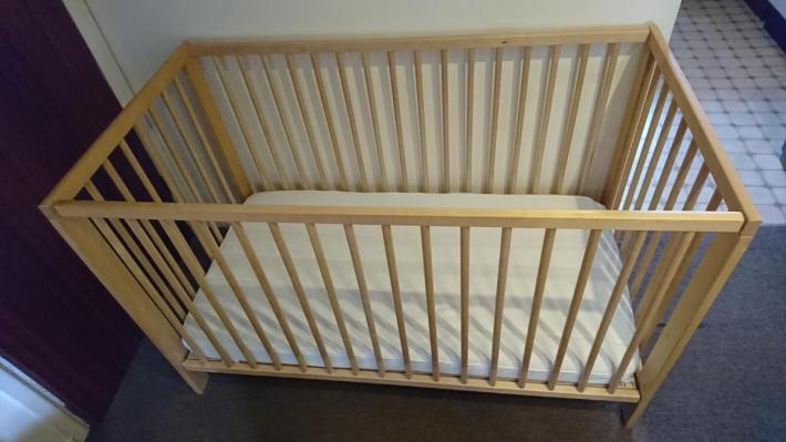 Łóżeczko dzieciece