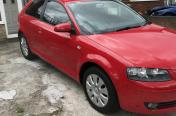 Audi a3 1.6 2007 special edition