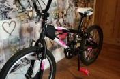 Rower dla dziewczynki 7-8 lat