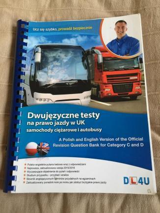 Testy na ciężarówki i autobusy