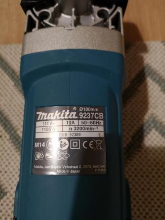 Polerka Makita 9237CB.110v