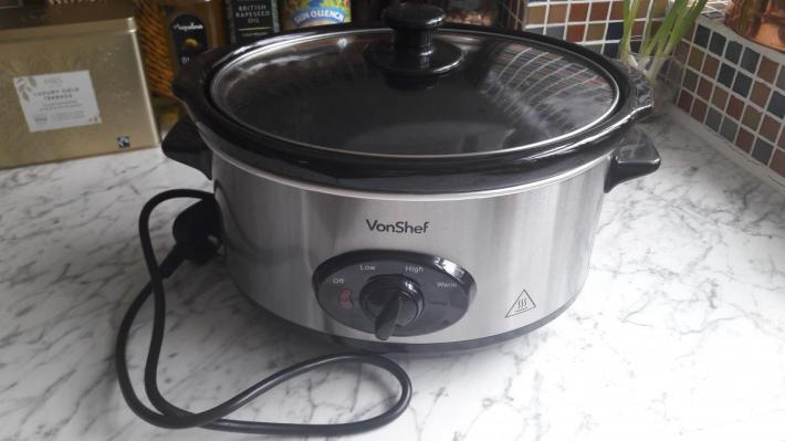 Sprzedam slow cooker