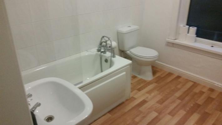 Pokój Erdington Centrum z prywatna toaletą