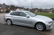 BMW 5 Series 3.0 530d SE 4dr AUTO PRONAV X