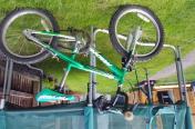 Rower dla chlopca w wieku od ok 4-5lat