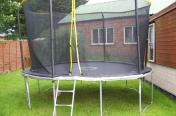 Trampolina 12ft ,,sport power,,
