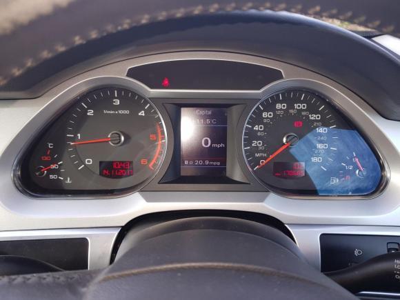 AUDI A6C6 2.7 TDI LIFT 2009R SEDAN PILNE!!