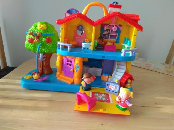 Zabawki w polskiej wersji językowej
