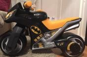 Ride on bike (batman)