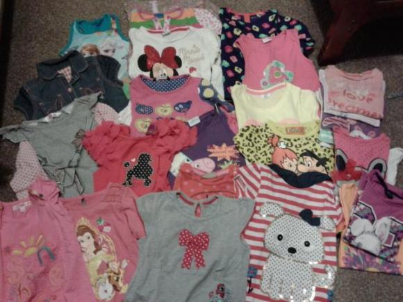 dla dziewczynki 2-3 latka