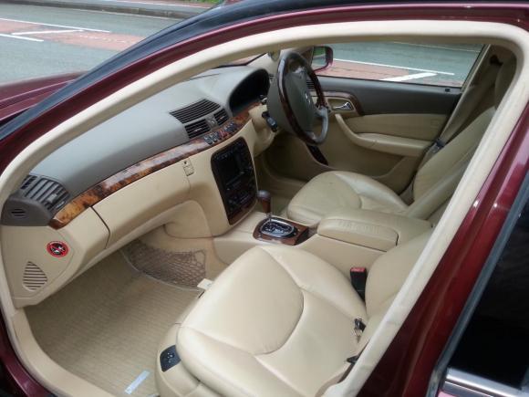 MERCEDES S320 CDI STAN BARDO DOBRY