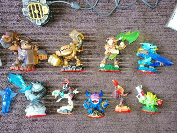 Skylanders Trap Team PS3 -  GRA + POSTACIE