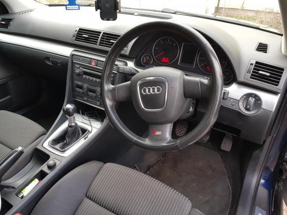Audi a4 b7 2.0tdi kombi s-line (zamiana)