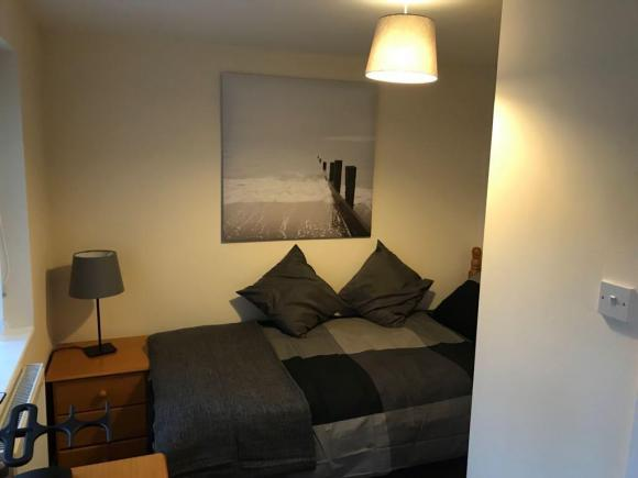 Pokoj dwójka z lazienka w Erdingtonie