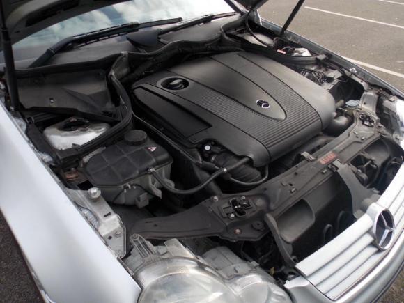 Mercedes C200 coupe 2.2 CDI 2008r