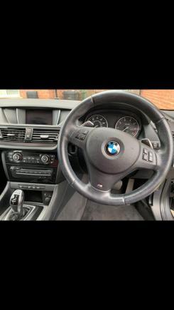 BMW X! BMW X1 2.0 20i M Sport xDrive 5dr