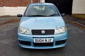 Fiat punto active sport low milage
