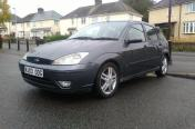 Ford focus 2003 1.8 tdci  80.000 mil