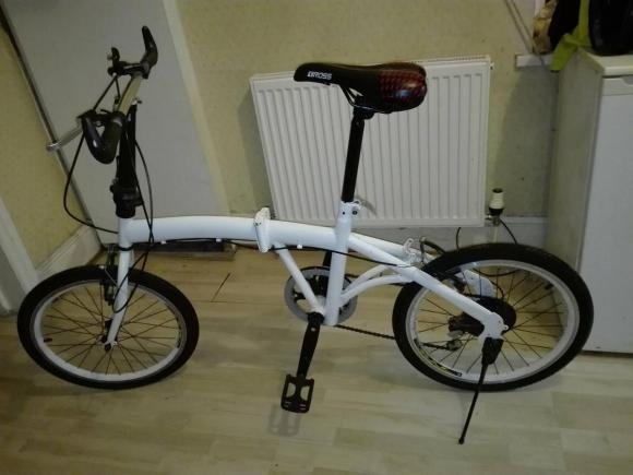 Sprzedam składany rower