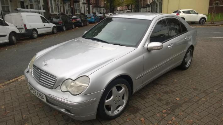Mercedes-Benz C-class 270 CDI