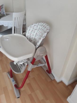 Krzesełko  karmienia 3in 1