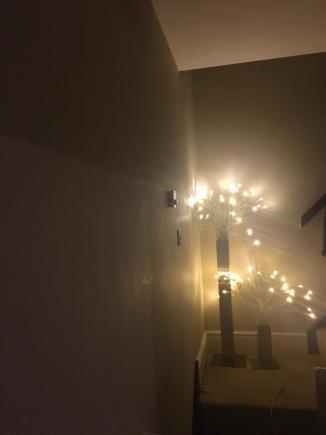 Lampy stojące  (komplet )