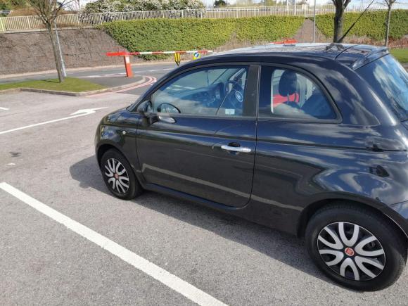 Fiat 500 1.2l POP