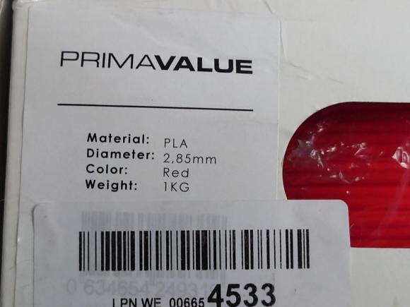 3D - print filament 1kg - 2,85mm